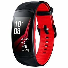 Умные часы и браслеты - Фитнес-браслет Samsung Gear Fit2 Pro, 0