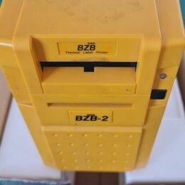 Принтеры чеков, этикеток, штрих-кодов - Термопринтер этикеток Godex BZB-2 , 0