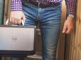Ноутбуки - Dell E6430 ATG защищенный бук i5 3340M/8192 mb/SSD, 0