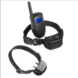 Ошейники  - Электронный ошейник H-183DR для 2, 3 собак, 0