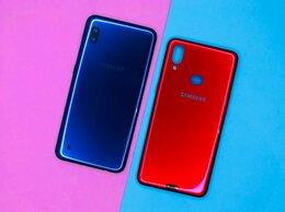 Корпусные детали - Задняя крышка Samsung Galaxy A10 / A10s, 0