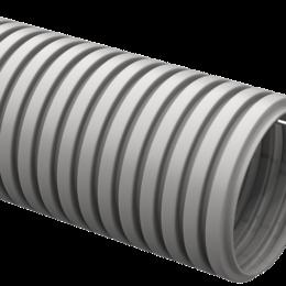 Кабеленесущие системы - Труба гофрированная ПВХ d=40мм с зондом, 0