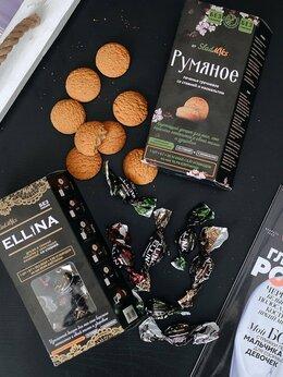 Продукты - Печенье без сахара,  какао, инсул, кунж, прян. опт, 0