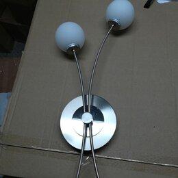 Бра и настенные светильники - Бра Lussole LSQ-9701-02 Viterbo, 0