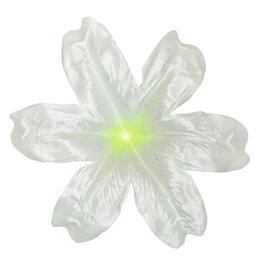 Швейные машины - Заготовка для лилии 54-009 Белая 1-ый слой 6-кон., 0