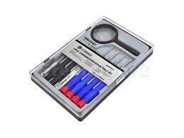 Отвертки - Набор инструментов CT Brand CT-9824 (10 предметов), 0
