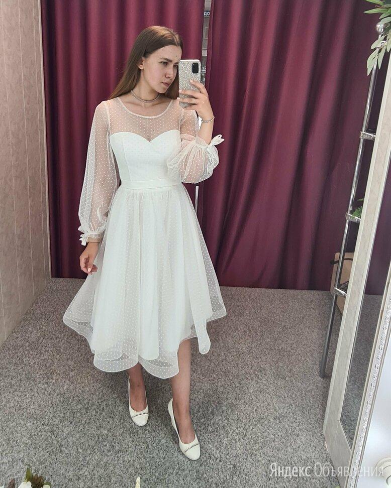 Свадебное платье  по цене 7500₽ - Платья, фото 0