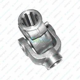 Аксессуары и комплектующие - Шарнир кардана (8 шлиц+под сварку), 0