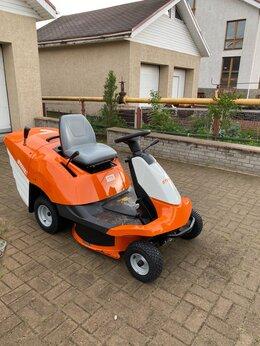 Мини-тракторы - Трактор для газона STIHL RT 4082, 0