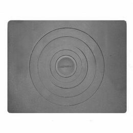 Печи для казанов - Плита под казан П1-6 (600х600), 0