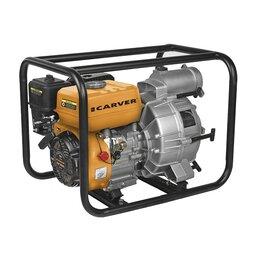 Мотопомпы - Мотопомпа бензиновая Carver CGP 5580 D, 0