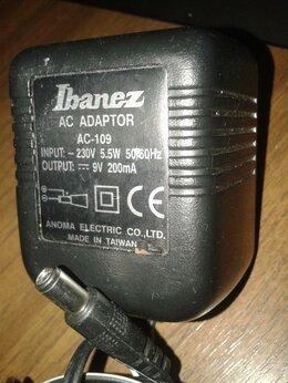 Гитарное усиление - Ibanez AC-109 9V 200mA, 0