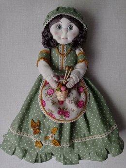 Сувениры - Интерьерная кукла ручной работы, 0