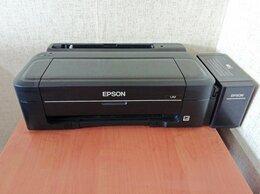 Принтеры и МФУ - Принтер Epson L312, 0