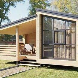 Готовые строения - загородный домик с баней, 0