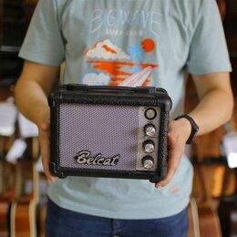 Гитарное усиление - Гитарный мини комбоусилитель, 5Вт  I-5G, 0