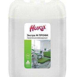 Дезинфицирующие средства - Дезинфицирующее моющее средство Ника Экстра м Профи канистра 5л, 0