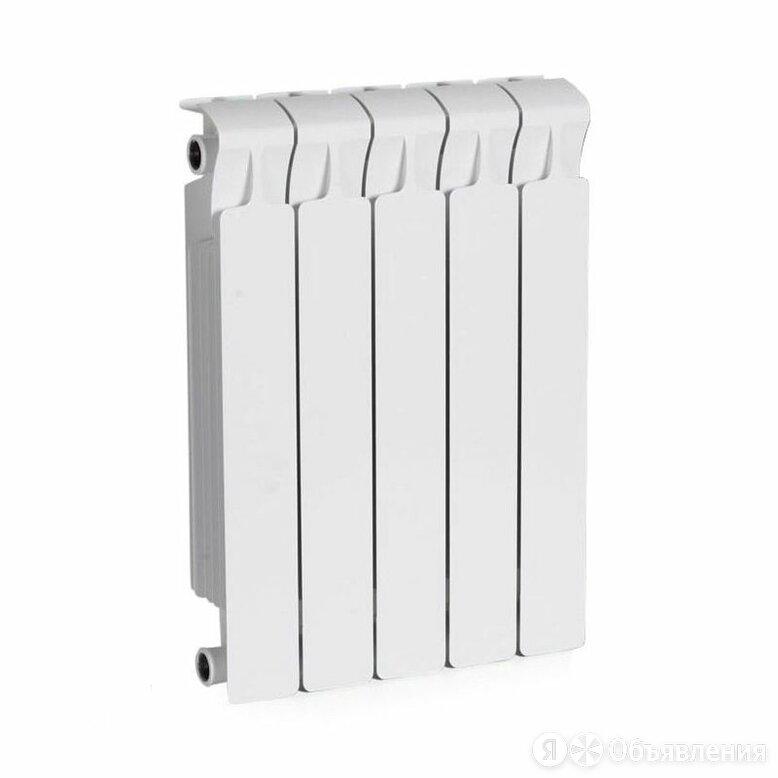 Радиатор биметаллический секционный RIFAR RIFAR MONOLIT VENTIL 500 MVR 5 секц... по цене 7321₽ - Радиаторы, фото 0