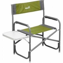 Мебель для учреждений - Кресло директорское с отк.стол. maxi серый/зеленый (т-hs-dc-95200t-m-gg) heli..., 0