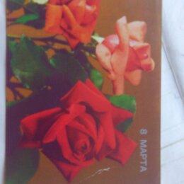 Открытки - открытка почтовая рэтро с праздником 8 марта, 0