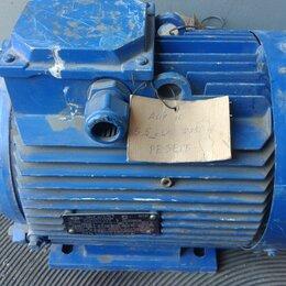 Электроустановочные изделия - Электродвигатель 5.5 квт /3000об, 0