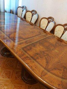 Столы и столики - Стол большой 1м80 а в раскрытом 2м 40, 0