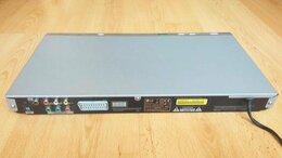 DVD и Blu-ray плееры - Продаю DVD проигрыватель LG DK577XB, 0