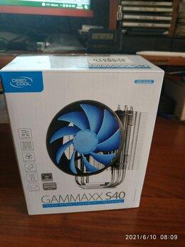 Кулеры и системы охлаждения - Кулер для процессора Deepcool gammaxx S40 775/115X, 0