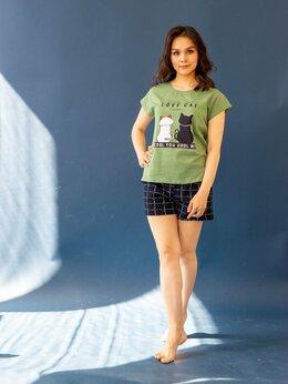 Домашняя одежда - Пижама женская, 0