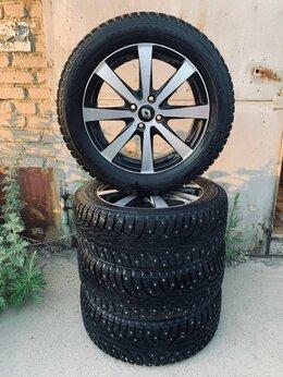 Шины, диски и комплектующие - Колеса в сборе Nokian 5 205/55 R16 Nordman 5 шип., 0