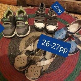Кроссовки и кеды - Продам обувь б/у на мальчика , 0