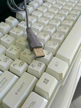 Клавиатуры - Клавиатура игровая Dialog KGK-15U Gan-Kata белая…, 0
