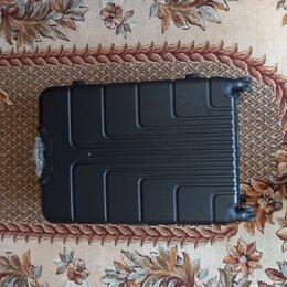 Чемоданы - Большой дорожный чемодан, 0