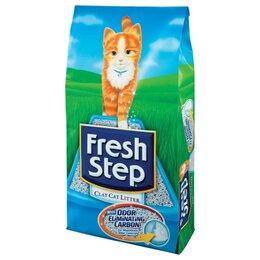 Наполнители для туалетов - Fresh Step Clay 9,52 кг Bпитывающий наполнитель…, 0