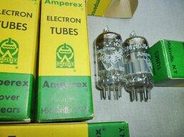 Аксессуары для микрофонов - Лампы Amperex Bugle boy ECC88 , 0