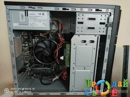 Персональный игровой компьютер по цене 36000₽ - Настольные компьютеры, фото 0