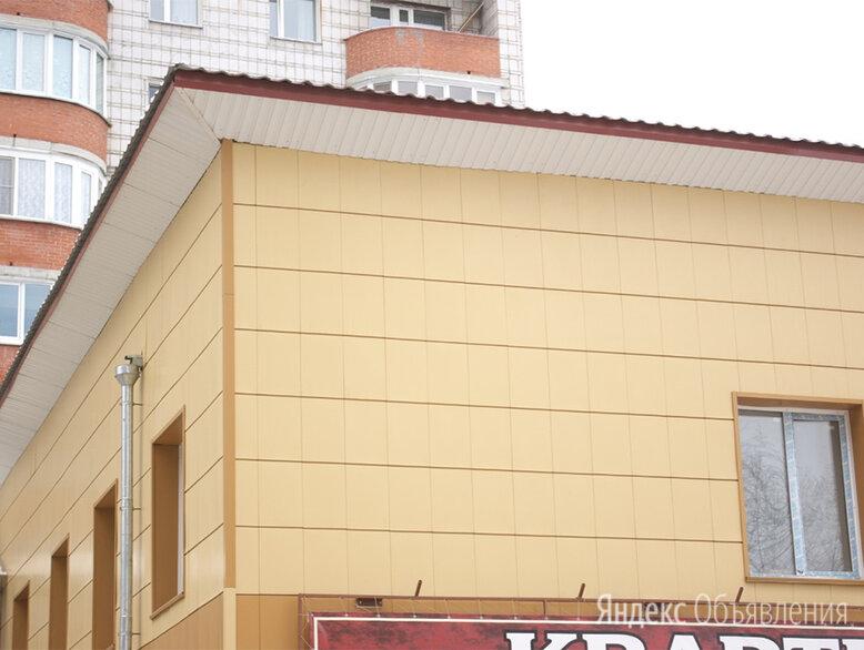 Кассета фасадная КФ-3(0,5мм) 360 х 600 по цене 1165₽ - Фасадные панели, фото 0