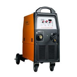 Сварочные аппараты - Сварочный полуавтомат Saggio Mig 250 FoxWeld, 0
