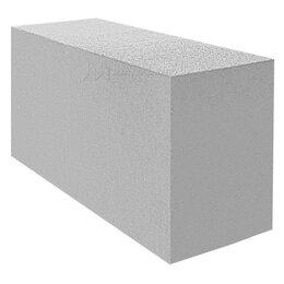 Строительные блоки - ПЗНГ 600х400х200  D-600 Стеновой, 0