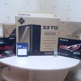 Настольные компьютеры - Новый игровой сист. блок Ryzen 5 2600+GTX 1050TI+16 Gb, 0