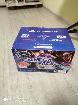 Игровые приставки - PS4 Slim 500gb + PS VR rev 2.0 + диск с игрой, 0