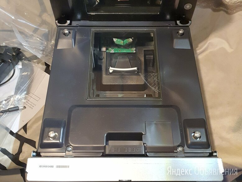 Сканер-весы NCR 7878. Новый. по цене 19000₽ - Сканеры считывания штрих-кода, фото 0