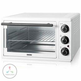 Мини-печи, ростеры - Мини-печь BBK OE2341M белый, 0