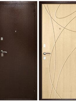Входные двери - Дверь металлическая Стандарт-3, 0