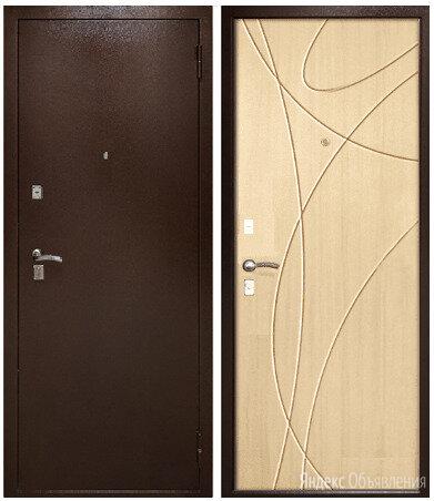 Дверь металлическая Стандарт-3 по цене 14900₽ - Входные двери, фото 0