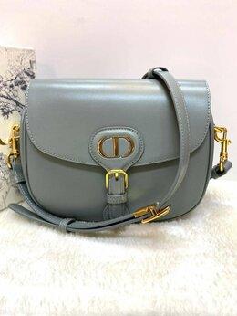 Сумки - Женская сумка Christian Dior Bobby голубая…, 0