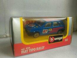 Машинки и техника - Модель Fiat Tipo Rally, 0