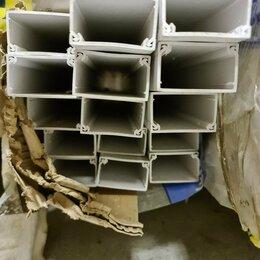 Кабеленесущие системы - Короб пластиковый aesp, серии Mini, сечение 50x30, 0