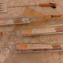 Аксессуары для готовки - Решетка для сарделек, новая, 0
