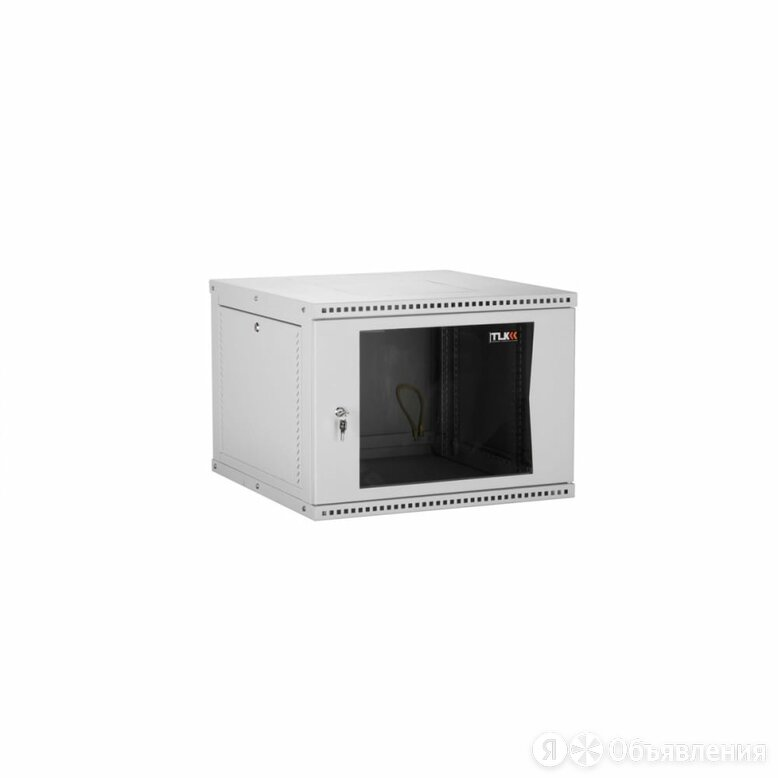 Настенный разборный шкаф TLK TWI-126060-R-G-GY по цене 13057₽ - Аксессуары для сетевого оборудования, фото 0